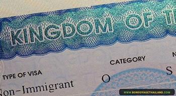 Avez-vous besoin d'un visa pour la Thaïlande?