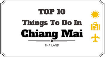10 Things to Do in Chiang Mai