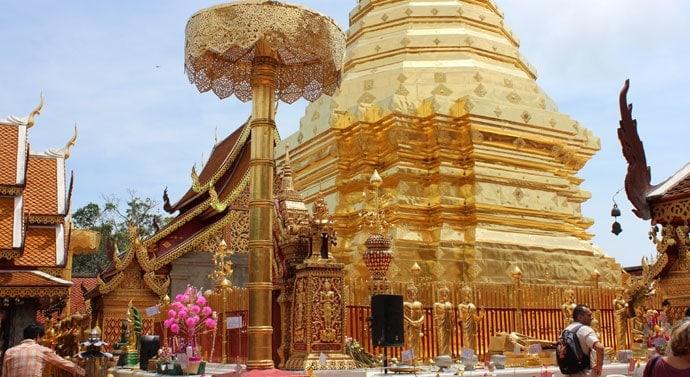 Le Temple Doi Suthep