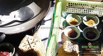 Apprenez à faire de la cuisine thaïlandaise pendant votre voyage