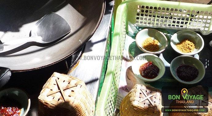 Apprenez à cuisiner de la cuisine thaïlandaise
