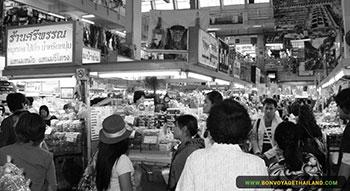 A la découverte des marchés de Chiang Mai