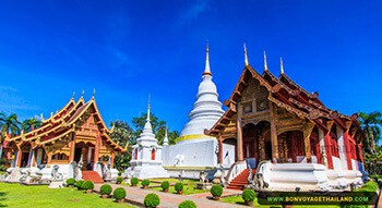Buddhism and Temples in Chiang Mai