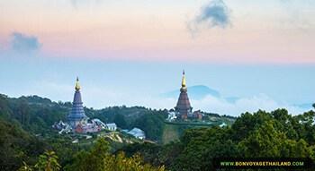 Doi Inthanon, la Thaïlande des montagnes