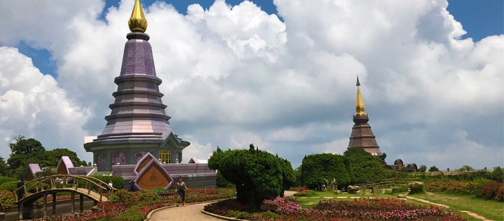 Royal Twin Pagodas