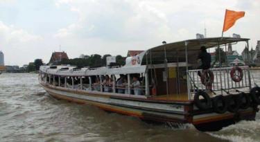 Bangkok Taxi Boat