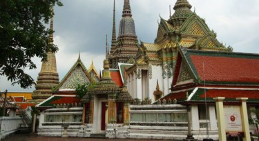 Bangkok Temple City and Canal Tour