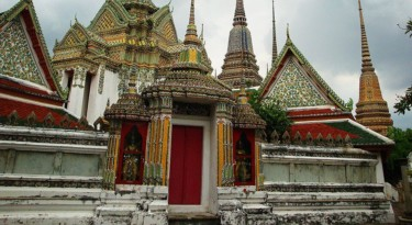 Grand Palace- The Emerald Buddha and Temple City Tour