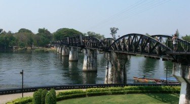 Bride Over The River Kwai Tour