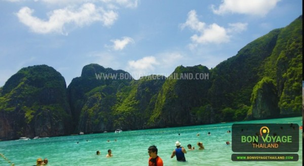 One Day Tour Phi Phi Island And Khai Island By Speed Boat