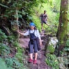 trekking through doi inthanon national park