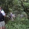 trekking on doi inthanon national park