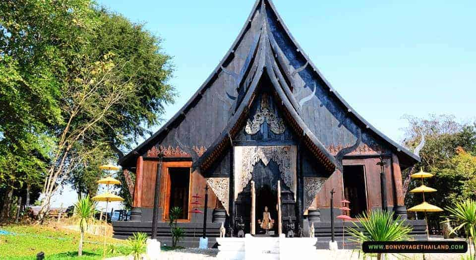 black house (baan dam) in chiang rai
