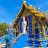 blue temple wat rong seua ten