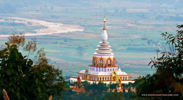 chiang rai thaton temple