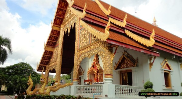 chaing mai city and temples tour