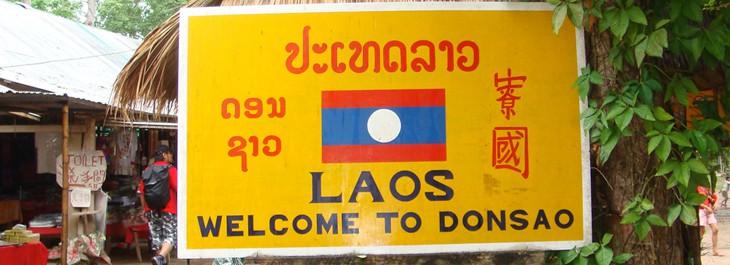 donsao laos sign