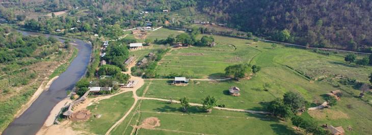 elephant nature park view