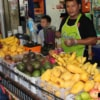 local fruit stall market
