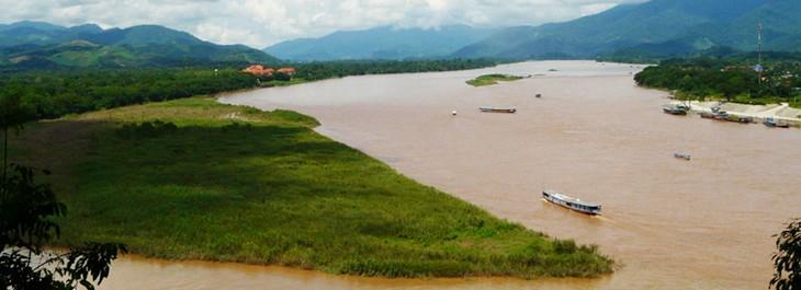 mekong river in chiang rai