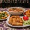 traditional thai dinner