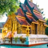 traditional thai temple