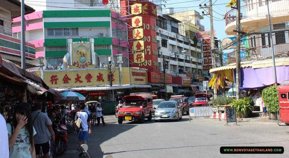 view of warorot market