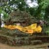 pagoda ruins at wat chedi luang