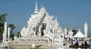 wat rong khun aka white temple