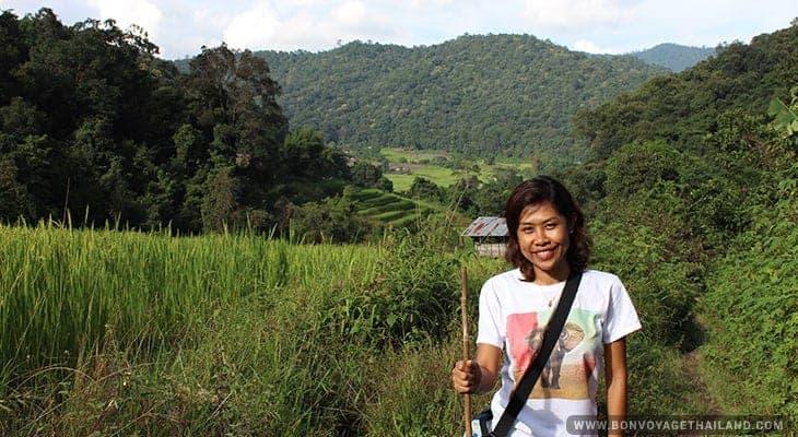 pha dok siew mini trekking at doi inthanon national park