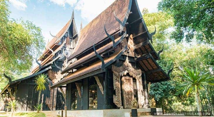 black house in chiang rai
