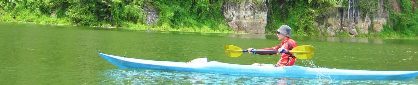 Kayak Adventure in Chiang Mai