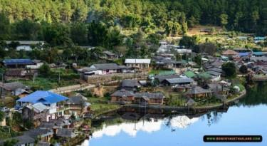 ban rak thai village and tea plantation