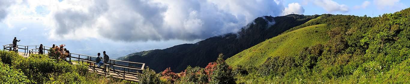Kew Mae Pan View Point