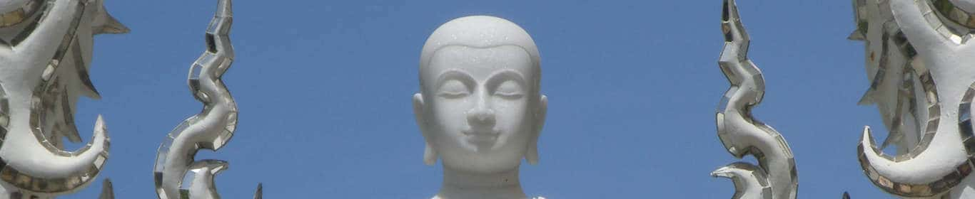 Chiang Rai White Statue