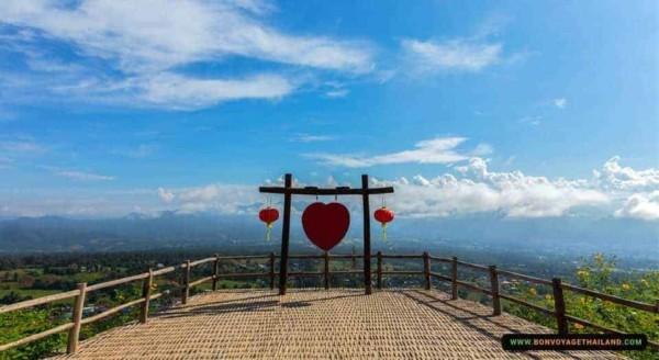pai yun lai viewpoint
