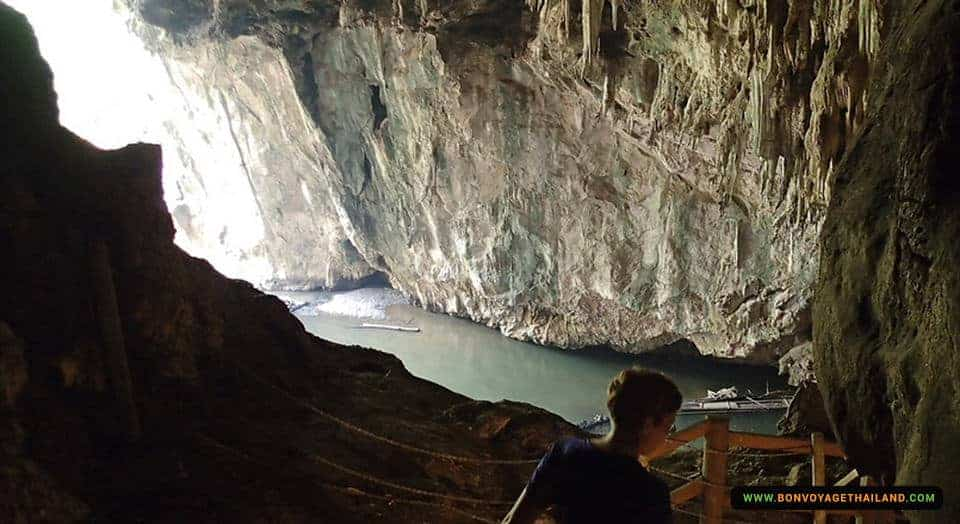 tham cod cave