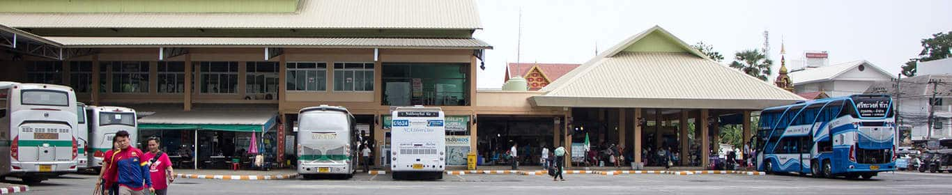 chiang mai bus station