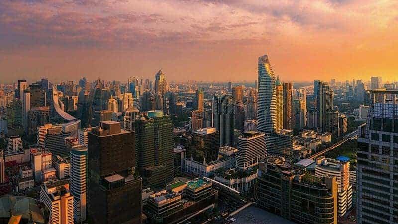 popular area in bangkok