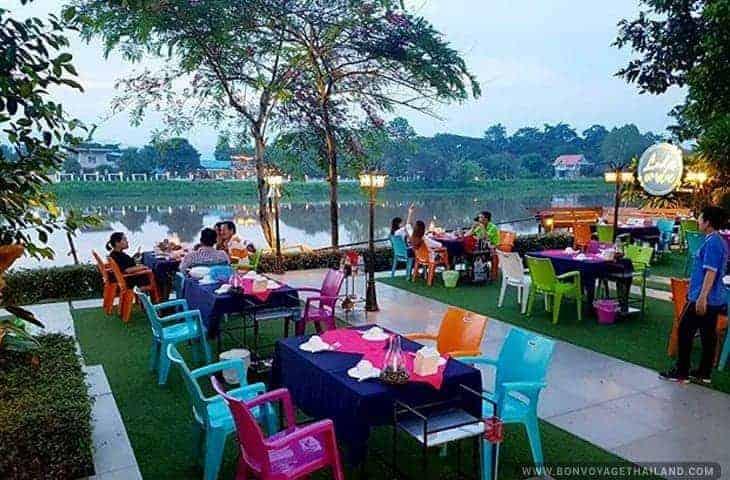 Leelawadee Restaurant à Chiang Rai
