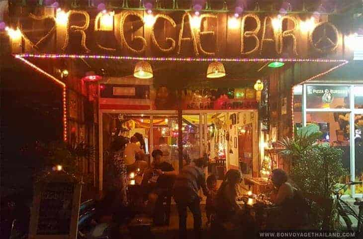 Reggae Home Bar