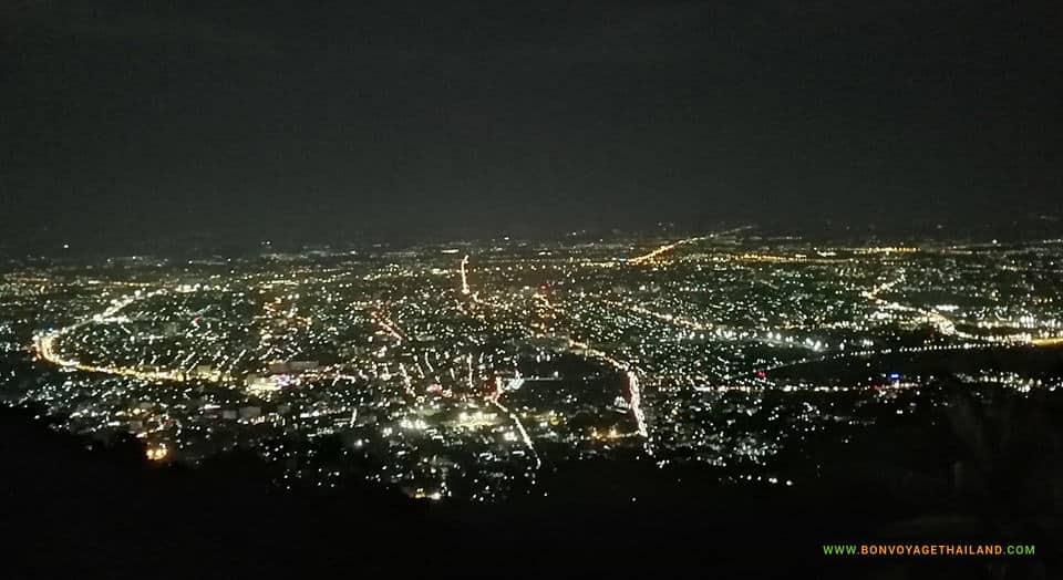 Doi Suthep at Night