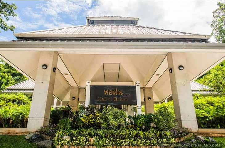 Hall of Opium Chiang Rai