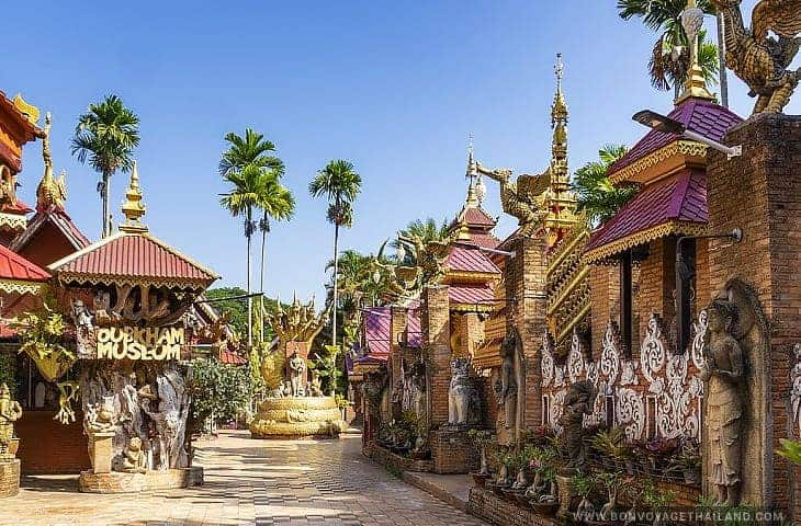 Oub Kham Museum Chiang Rai