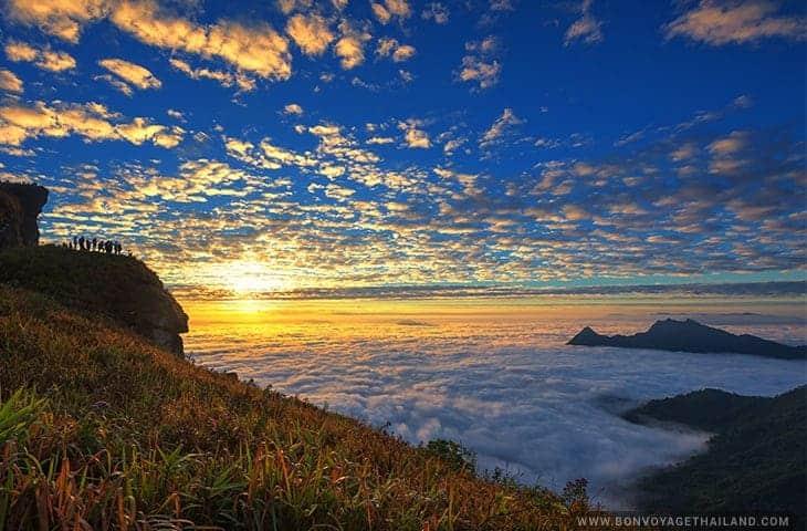 Phu Chi Fah Sea Cloud