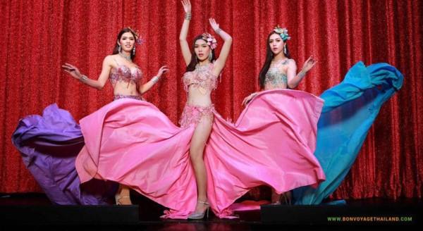 Siam Cabaret Show