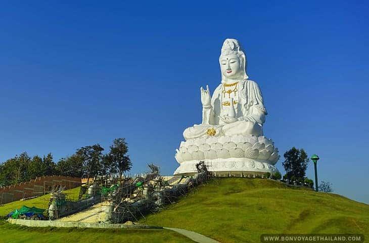 Wat Huai Pla Kang Chiang Rai