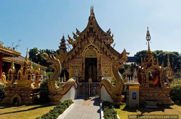 Wat Saeng Kaeo Phothiyan Chiang Rai