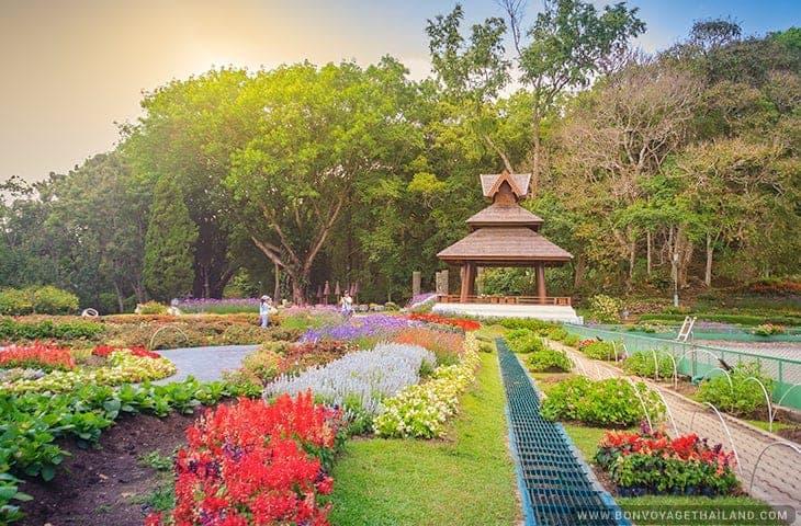 Bhubing Palace Garden
