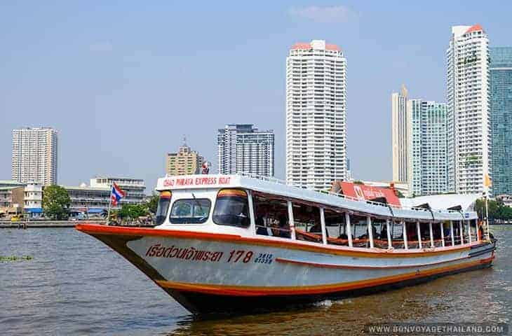 Express Boat river taxis